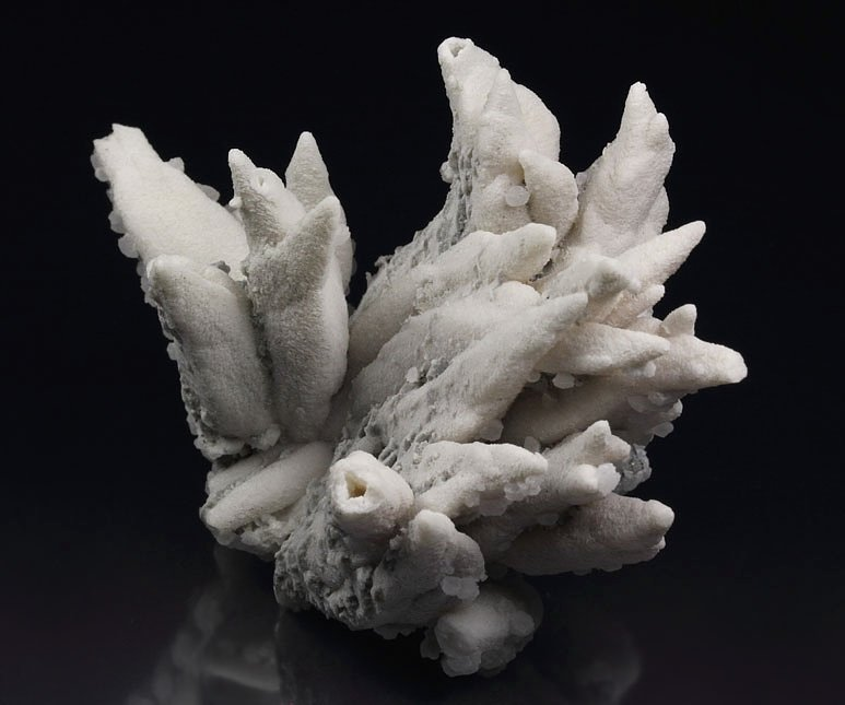 CALCITE epimorph - floater